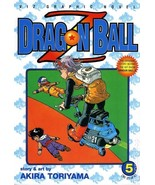 Dragon Ball Z Vol. 5 (Viz Graphic Novel) ~ Akira Toriyama - $10.00