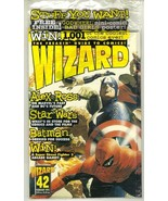 WIZARD: The GUIDE to COMICS #42 (Heroes Cover) NM! - $5.00