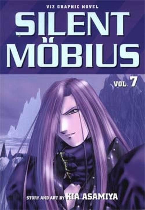 Silent Mobius Vol. 7 (Viz Graphic Novel) ~ Kia Asamiya