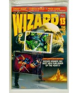 WIZARD: The GUIDE to COMICS #13 NM! - $5.00