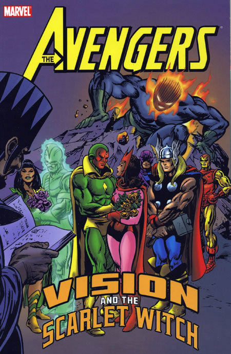 AVENGERS: Vision and the Scarlet Witch Trade Paperback