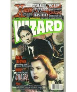 WIZARD: The GUIDE to COMICS #52 (X-Files Cover) NM! - $3.00