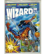 WIZARD: The GUIDE to COMICS #26 NM! - $5.00