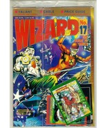WIZARD: The GUIDE to COMICS #17 NM! w/ SANTA TODD Trading Card - $5.00