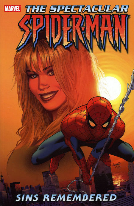 Spectacular Spider-man Vol. 5 Sins Remembered Trade Paperback