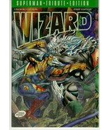 WIZARD: SUPERMAN TRIBUTE EDITION NM! - $2.50
