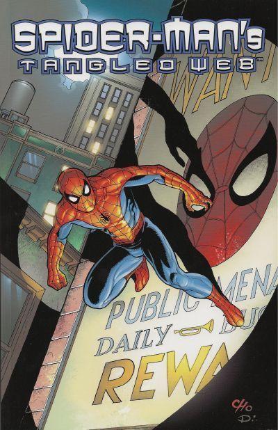 Spider-man's Tangled Web Vol. 4 Trade Paperback