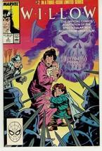 WILLOW #2 (Marvel Comics) NM! - $1.50