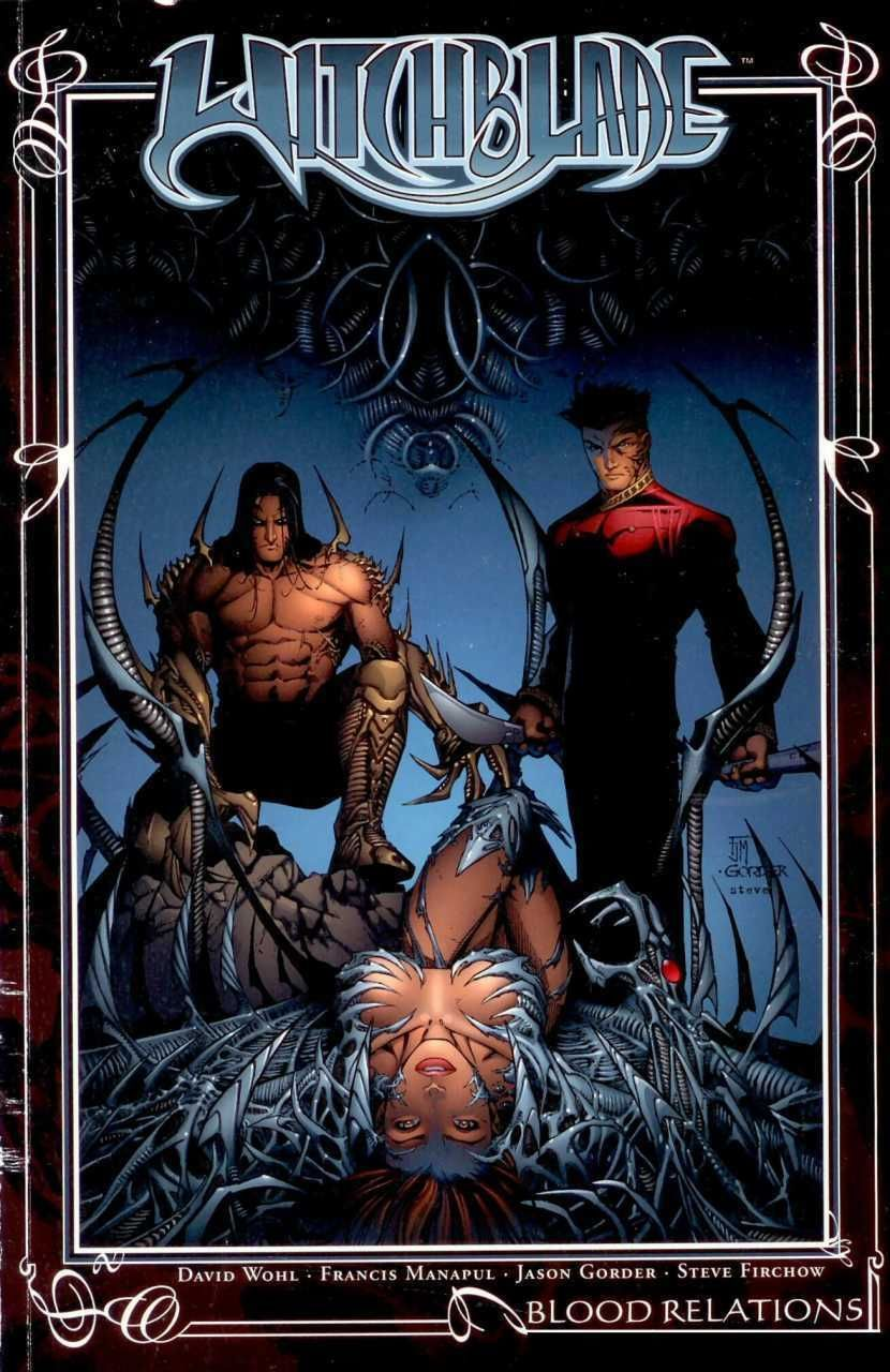 Witchblade Volume 7 Blood Relations Trade Paperback