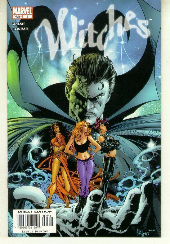 WITCHES #3 (Marvel Comics, 2004) NM!