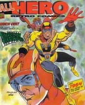 All Hero Retro Comics #5 (Ac Comics, 1998) Nm! - $5.00