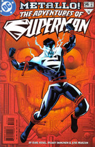 ADVENTURES OF SUPERMAN #546 NM! ~ SUPERMAN! - $1.00