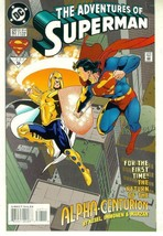 ADVENTURES OF SUPERMAN #527 NM! ~ SUPERMAN! - $1.00