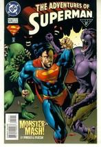 ADVENTURES OF SUPERMAN #534 NM! ~ SUPERMAN! - $1.00