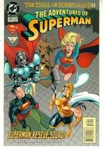 ADVENTURES OF SUPERMAN #529 NM! ~ SUPERMAN! - $1.00