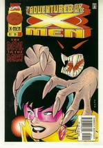 ADVENTURES OF THE X-MEN #7 NM! - $1.00