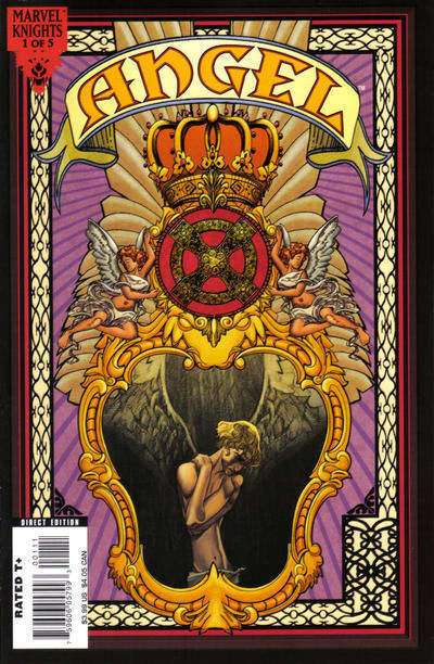 ANGEL: REVELATIONS #1 (Marvel Knights) NM!