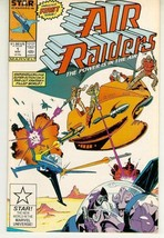 Air Raiders #1 (Star Comics, 1987) NM! - $1.00