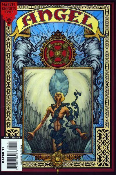 ANGEL: REVELATIONS #3 (Marvel Knights) NM!