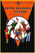 DC Archives: Seven Soldiers of Victory Volume 1 HC - $40.00