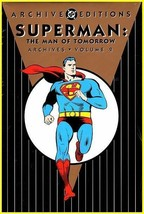DC Archives: Superman The Man of Tomorrow Volume 2 HC - $40.00