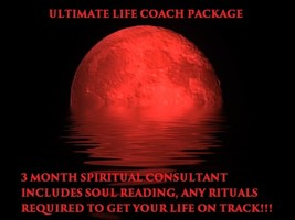 Spiritual Guidance Life On Track Ultimate Pack Reading Ritual Consultant 3 Month - $144.00