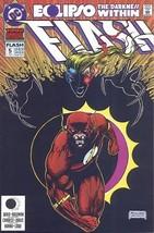 FLASH ANNUAL #5 (1992) NM! - $1.50