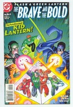 FLASH & GREEN LANTERN: The BRAVE and the BOLD #2 NM! - $1.00