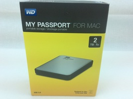 Western Digital WB My Passport for Mac Portable External Hard Drive Stor... - $199.99