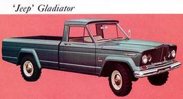 1967 Jeep Gladiator - Promotional Advertising Poster - $9.99+