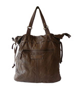 Authentic Paul & Joe Sister Hosta Leather Tote ... - $45.00