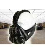 Bane Mask Tom Hardy Dark Knight Rises Fancy Dress Costume Cosplay Joker ... - $35.00