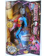 Monster High Freaky Fusion Neighthan Rot unicorn zombie boy doll - $24.95