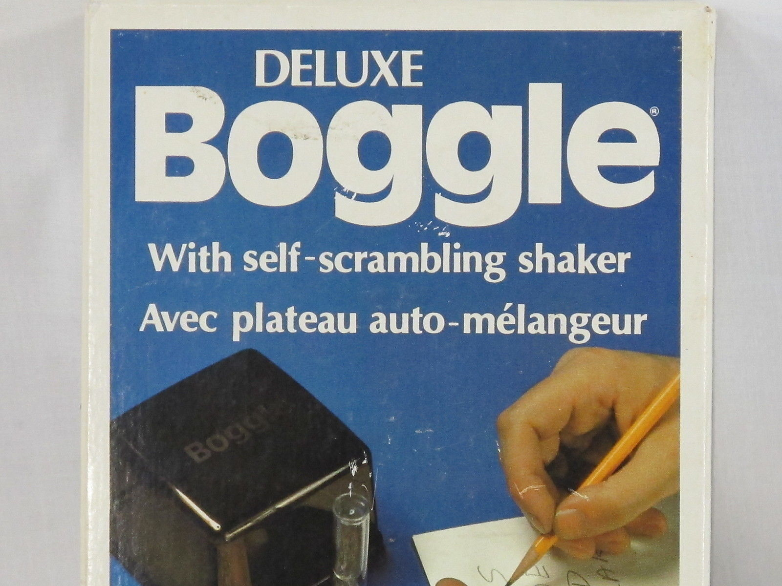 Deluxe Boggle Board Game 4 x 4 Letter Grid and 38 similar items