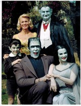 Munsters B Cast Fred Gwynne Vintage 8X10 Color Comedy TV Memorabilia Photo - $5.99