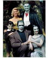 Munsters B Cast Fred Gwynne Vintage 8X10 Color Comedy TV Memorabilia Photo - $6.99