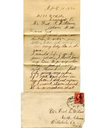 1892 Letter CINCINNATI, OH w/ SUPERB Content Re... - $12.00
