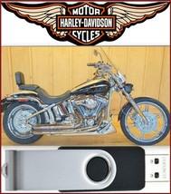 2003 Harley Davidson Softail Models Service Repair Manual On USB Flash Drive - $18.00