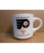 THE PHILADELPHIA FLYERS TRI-STATE SCOUT ROUNDUP CERAMIC MUG B.S.A.FREE S... - $14.95