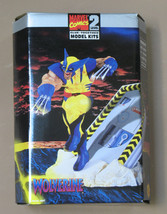 Wolverine X-men Model kit Marvel /Toybiz 1/12 scale - $34.29