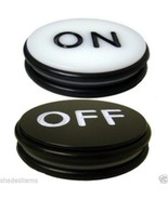3 Inches Acrylic Dealer Puck Casino Quality Dealer Button Large - $8.82
