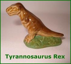 Wade  Porcelain Dinosaur Figure Tyrannosaurus Rex - $18.50