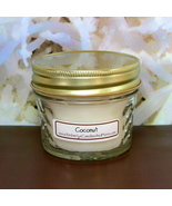 Coconut PURE SOY 4 oz. Jelly Jar Candle - $5.25