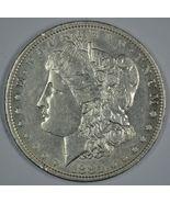 1881 O Morgan circulated silver dollar XF details - $40.00