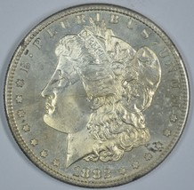 1882 S Morgan silver dollar BU details Proof Like PL - $125.00