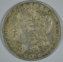 1889 O Morgan circulated silver dollar VG details - $36.00