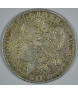 1889 O Morgan circulated silver dollar VG details - $36.00