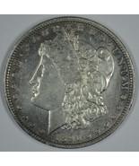 1890 O Morgan circulated silver dollar XF details - $45.00