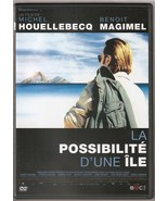 Possibility of an Island French DVD Zone 2 Michel Houellebecq Benoit Mag... - $12.95