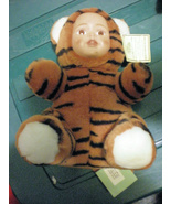 """Baby Face Collection Toy Works Black Tiger  10""""... - $9.95"""